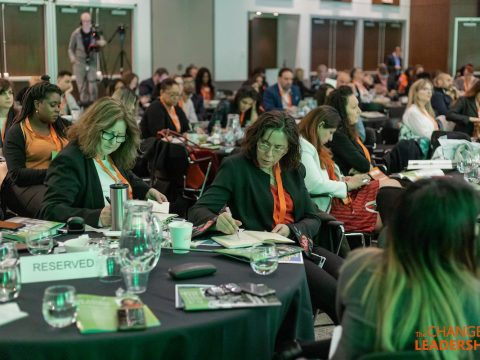 Communication 4th Industrial Revolution, The Change Leadership Conference 2019, Canada
