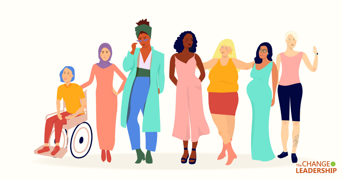 international womens day Blog Feature Image, The Change Leadership